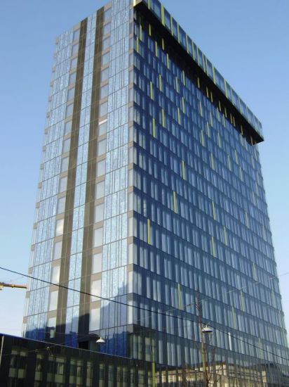 Ag West Supply >> Power Tower Energie AG: solarfassade.info - Portal for building integrated photovoltaics