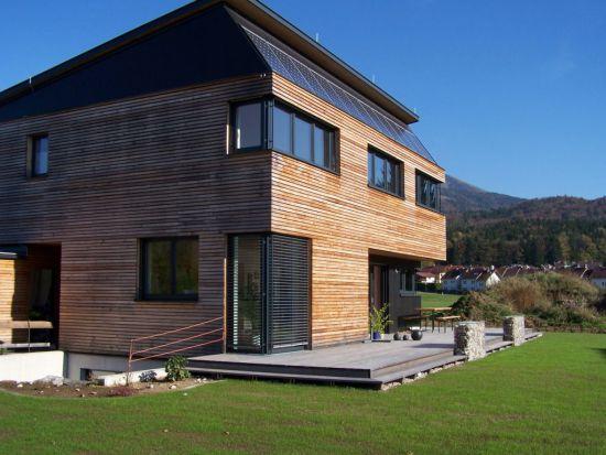 einfamilienhaus adnet portal f r geb udeintegrierte photovoltaik. Black Bedroom Furniture Sets. Home Design Ideas