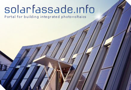 solarfassade.info - portal for building integrated photovoltaics (photo: Schüco International KG)