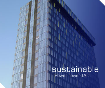 sustainable - Power Tower (AT)